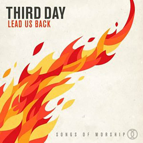 Third Day, I Know You Can, Piano, Vocal & Guitar (Right-Hand Melody)