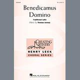 Thomas Juneau Benedicamus Domino Sheet Music and PDF music score - SKU 405716