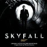 Thomas Newman Komodo Dragon (from James Bond Skyfall) Sheet Music and PDF music score - SKU 115961
