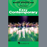 Tim Waters Boogie Wonderland - Eb Alto Sax Sheet Music and PDF music score - SKU 277127