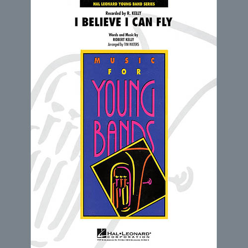Tim Waters, I Believe I Can Fly - Bassoon, Concert Band