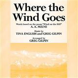 Tina English Where The Wind Goes Sheet Music and PDF music score - SKU 156516