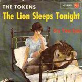 Tokens The Lion Sleeps Tonight Sheet Music and PDF music score - SKU 419455