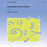 Tom Brown Freckles And Flowers - Vibes Sheet Music and PDF music score - SKU 374192