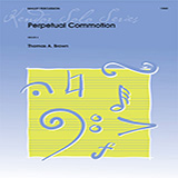 Tom Brown Perpetual Commotion - Piano Sheet Music and PDF music score - SKU 404860
