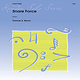Tom Brown Snare Force Sheet Music and PDF music score - SKU 380377