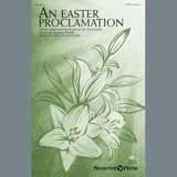 Tom Fettke An Easter Proclamation Sheet Music and PDF music score - SKU 405200