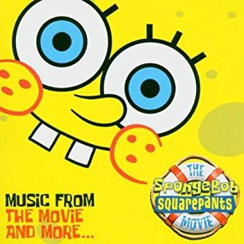 Tom Kenny & Andy Paley, The Best Day Ever (from The SpongeBob SquarePants Movie), Flute