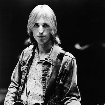 Tom Petty, The Golden Rose, Guitar Tab