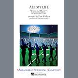 Tom Wallace All My Life - Baritone T.C. Sheet Music and PDF music score - SKU 327625