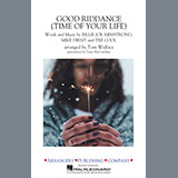 Tom Wallace Good Riddance (Time of Your Life) - Clarinet 2 Sheet Music and PDF music score - SKU 366925