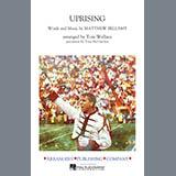 Tom Wallace Uprising - Percussion Score Sheet Music and PDF music score - SKU 352743