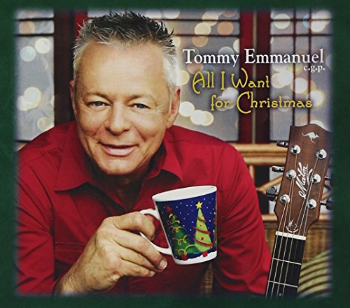 Tommy Emmanuel, I'll Be Home For Christmas, Guitar Tab