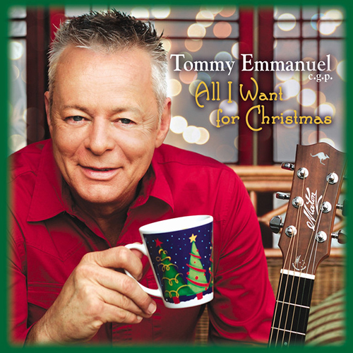 Tommy Emmanuel, Rudolph The Red-Nosed Reindeer, Guitar Tab