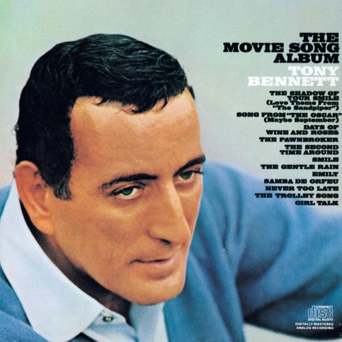 Tony Bennett The Shadow Of Your Smile profile image