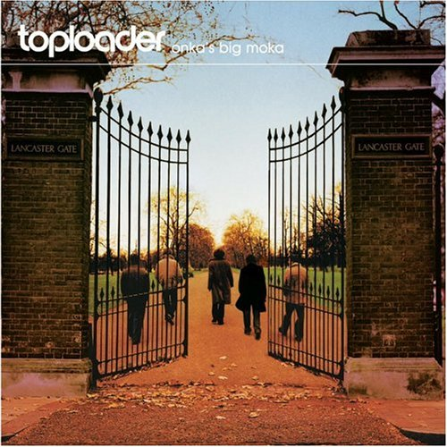 Toploader, Only For A While, Piano, Vocal & Guitar