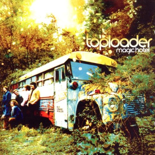 Toploader, The Midas Touch, Piano, Vocal & Guitar