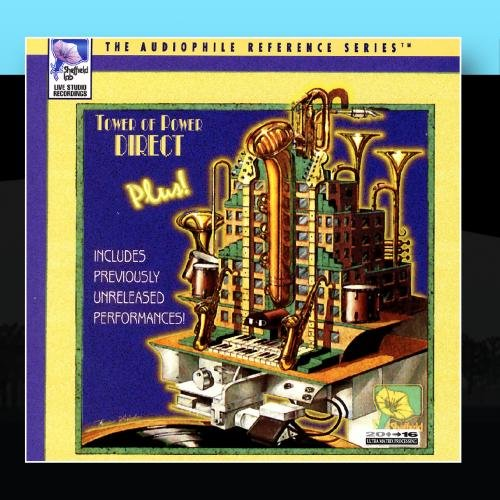 Tower Of Power What Is Hip profile image