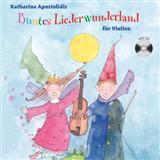 Traditional Buntes Liederwunderland Sheet Music and PDF music score - SKU 120520
