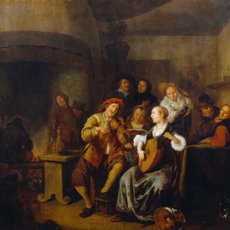 Traditional, Christ Was Born On Christmas Day, Tenor Saxophone