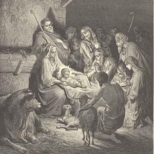 Traditional, Et Barn Er Født I Bethlehem, Piano