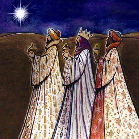 Traditional, March Of The Three Kings, Flute