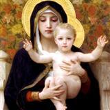 Christmas Carol The Virgin Mary Had A Baby Boy (jazz version) Sheet Music and PDF music score - SKU 49622