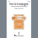 Traditional Vive La Compagnie (arr. Audrey Snyder) Sheet Music and PDF music score - SKU 425200
