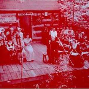 Traditional American Folksong, Shenandoah, Piano, Vocal & Guitar (Right-Hand Melody)
