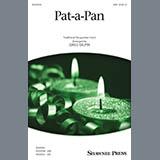 Traditional Burgundian Carol Pat-A-Pan (arr. Greg Gilpin) Sheet Music and PDF music score - SKU 430113