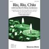 Traditional Carol Riu, Riu, Chiu (with God Rest Ye Merry, Gentlemen) (arr. David Waggoner) Sheet Music and PDF music score - SKU 431165