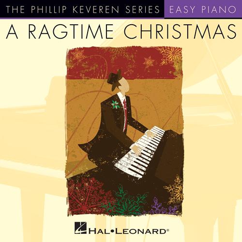 Traditional English Carol I Saw Three Ships [Ragtime version] (arr. Phillip Keveren) Sheet Music and PDF music score - SKU 92367
