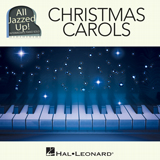 Traditional English Folksong We Wish You A Merry Christmas [Jazz version] Sheet Music and PDF music score - SKU 254741
