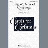 Traditional French Carol Sing We Now Of Christmas (