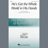Traditional Spiritual He's Got The Whole World In His Hands (arr. Rollo Dilworth) Sheet Music and PDF music score - SKU 407524