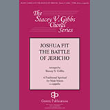 Traditional Spiritual Joshua Fit The Battle Of Jericho (arr. Stacey V. Gibbs) Sheet Music and PDF music score - SKU 431065