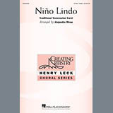 Traditional Venezuelan Carol Nino Lindo (arr. Alejandro Rivas) Sheet Music and PDF music score - SKU 430459