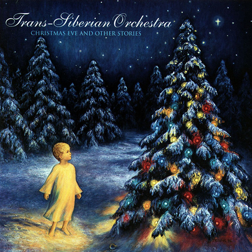 Trans-Siberian Orchestra, The Prince Of Peace, Piano, Vocal & Guitar (Right-Hand Melody)