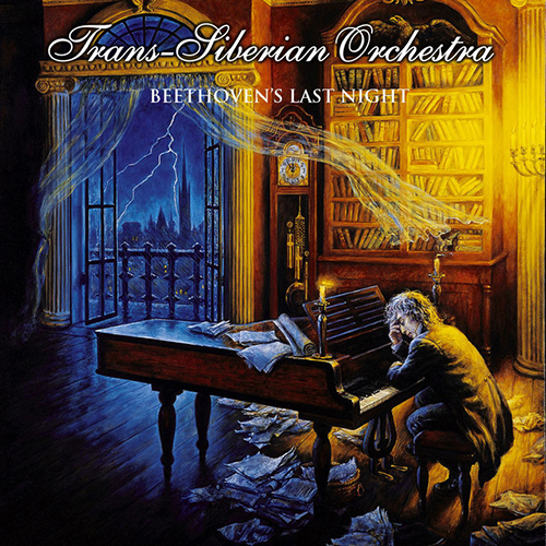 Trans-Siberian Orchestra, What Is Eternal, Piano, Vocal & Guitar (Right-Hand Melody)