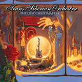 Trans-Siberian Orchestra Wizards In Winter Sheet Music and PDF music score - SKU 433123