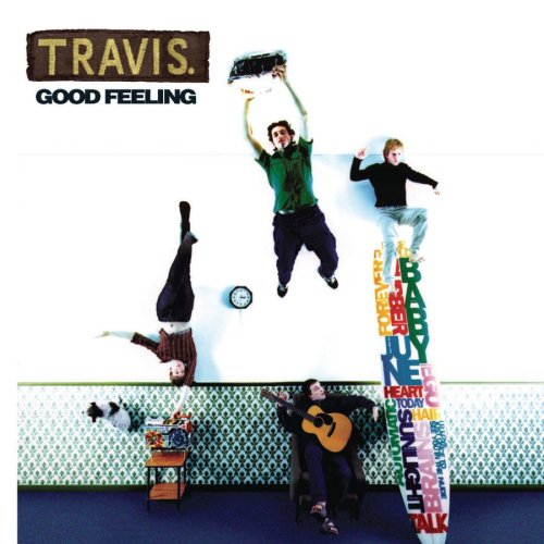 Travis, Tied To The 90s, Piano, Vocal & Guitar
