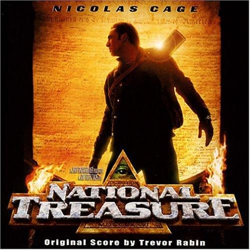 Trevor Rabin National Treasure (National Treasure Suite/Ben/Treasure) profile image