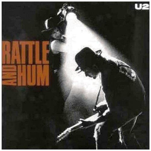 U2, Hawkmoon 269, Melody Line, Lyrics & Chords