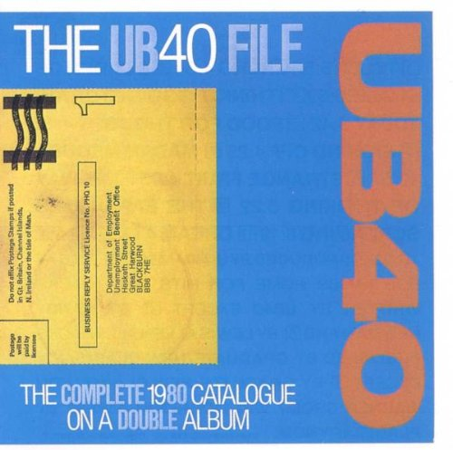 UB40, My Way Of Thinking, Piano, Vocal & Guitar (Right-Hand Melody)