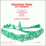 Uber Christmas Trios For Trumpets - 3rd Bb Trumpet Sheet Music and PDF music score - SKU 322090