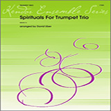 Uber Spirituals For Trumpet Trio - 3rd Bb Trumpet Sheet Music and PDF music score - SKU 322174