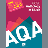 Various AQA GCSE Anthology Of Music: New Study Pieces from 2020 Sheet Music and PDF music score - SKU 469695