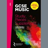 Various AQA GCSE Music Study Pieces Supplement Sheet Music and PDF music score - SKU 469694