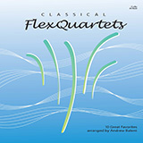 Various Classical Flexquartets (arr. Andrew Balent) - Cello Sheet Music and PDF music score - SKU 455821