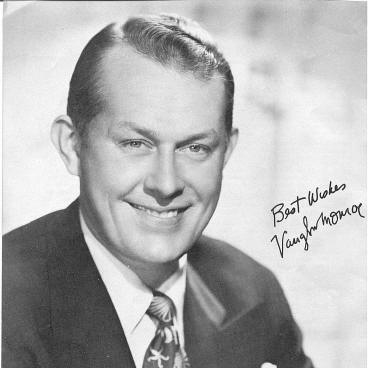 Vaughn Monroe, Red Roses For A Blue Lady, Piano, Vocal & Guitar